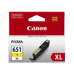 Canon CLI-651XL Ink - Yellow