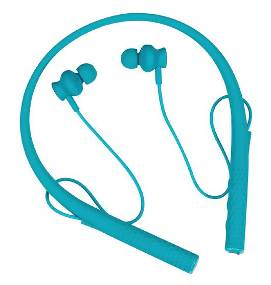 Endeavour Wireless Sports Neckband Headphones - Blue