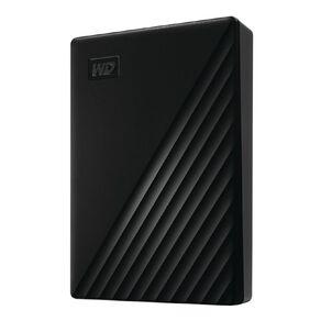 WD My Passport 4TB USB 3.0 External HDD - Black