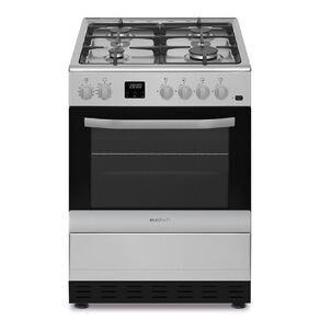 Eurotech 60cm Gas Oven- Stainless Steel