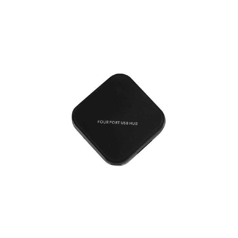 Endeavour 4 Port USB 2.0 Hub, , hi-res