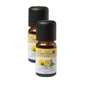 Papillon Lemon 2Pack 100% Pure Essential Oil