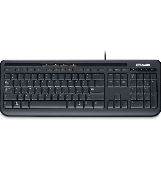 Image of Wired Keyboard