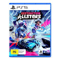 PlayStation 5 Destruction AllStars
