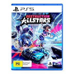 PlayStation 5 Destruction AllStars