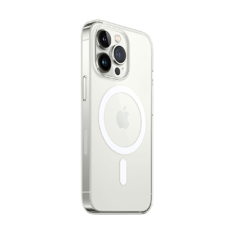 Apple iPhone 13 Pro Clear Case with MagSafe, , hi-res