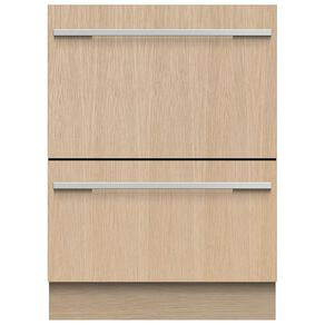 Fisher & Paykel 7 Place Setting Double Dish Drawer - Integrated