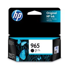 HP 965 Original Ink - Black