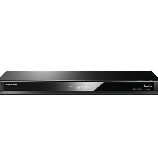 Panasonic Freeview On Demand Recorder with Twin Satellite Tuner