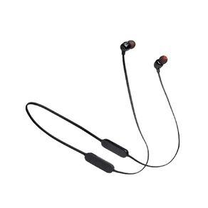 JBL T125BT In-Ear Wireless Headphones - Black