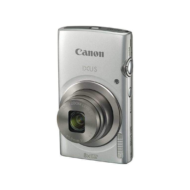 Canon IXUS 185 Camera - Silver, , hi-res
