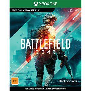 Xbox Series Battlefield 2042