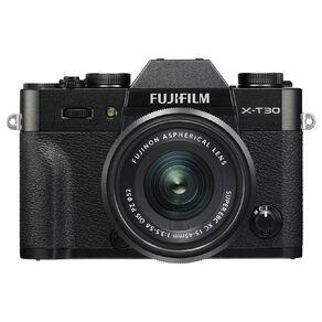 Fujifilm X-T30 Mirrorless Camera with 15-45mm Lens