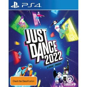 PlayStation 4 Just Dance 2022