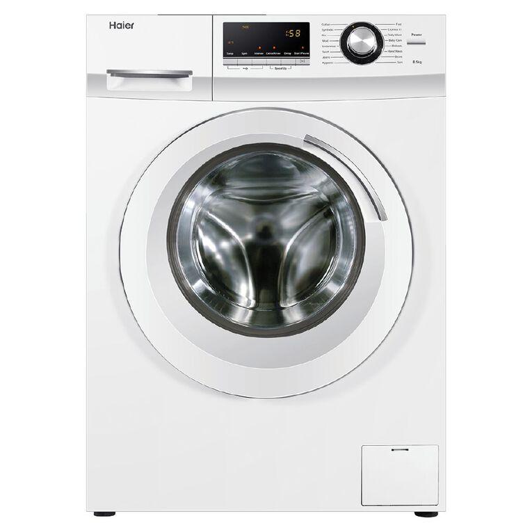 Haier 8.5kg Front Load Washing Machine, , hi-res