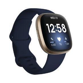 Fitbit Versa 3 Midnight/Gold