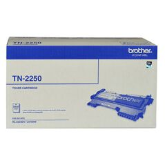 Brother TN2250 Toner - Black