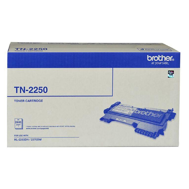 Brother TN2250 Toner - Black, , hi-res