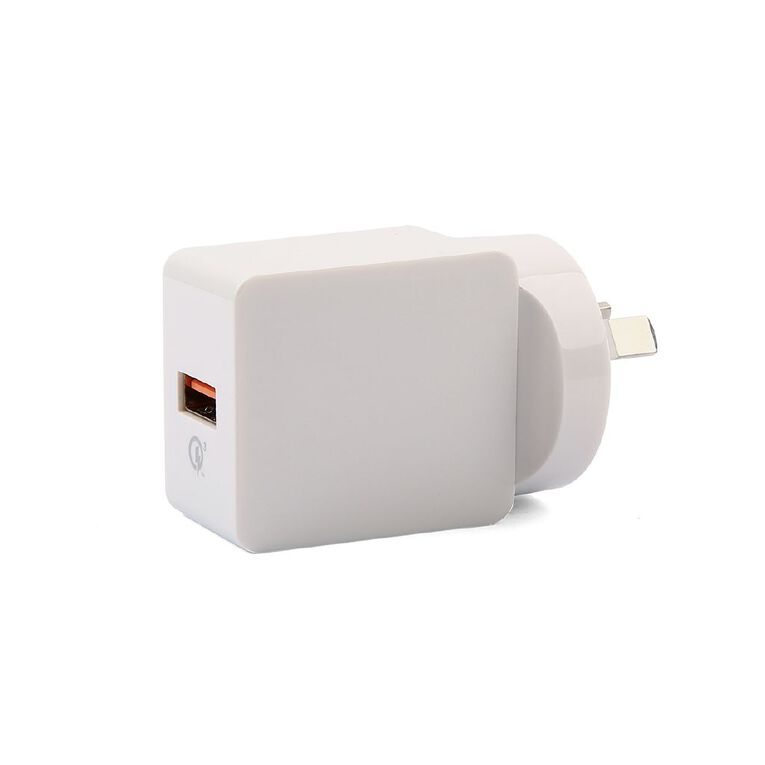 Endeavour Fast Wall Charger with USB-C Cable, , hi-res