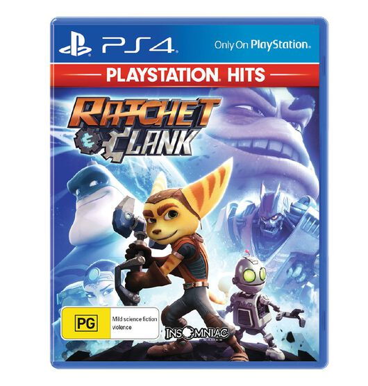 PlayStation 4 HITS Ratchet & Clank