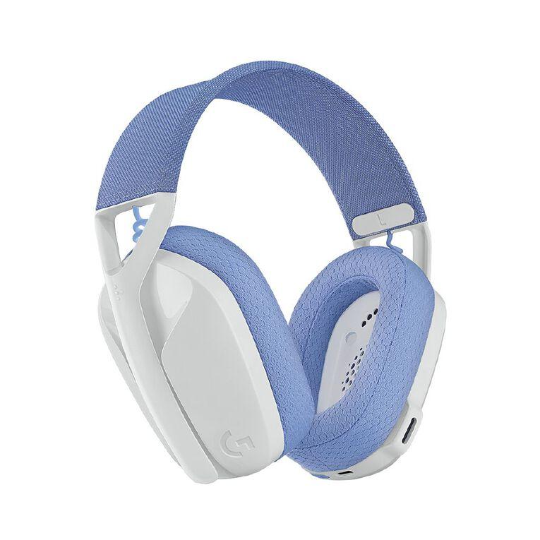 Logitech G435 LIGHTSPEED Wireless Gaming Headset - White, , hi-res