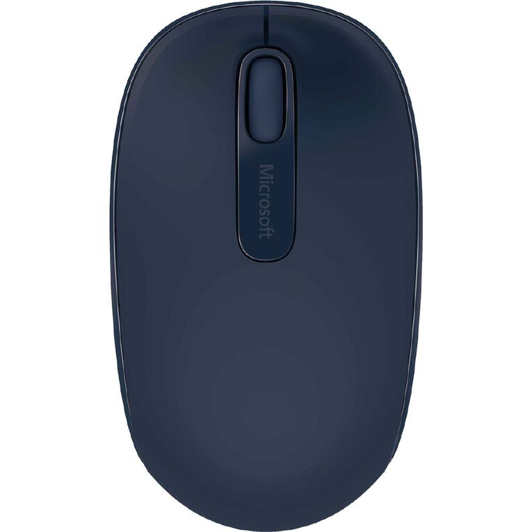 Microsoft Wireless Mobile Mouse 1850 Wool Blue, , hi-res