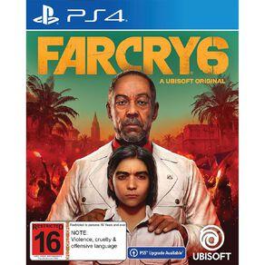 PlayStation 4 Far Cry 6