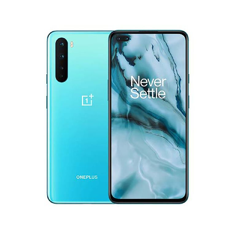 OnePlus Nord 12+256GB Blue Marble, , hi-res