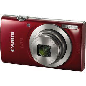 Canon IXUS 185 Camera - Red