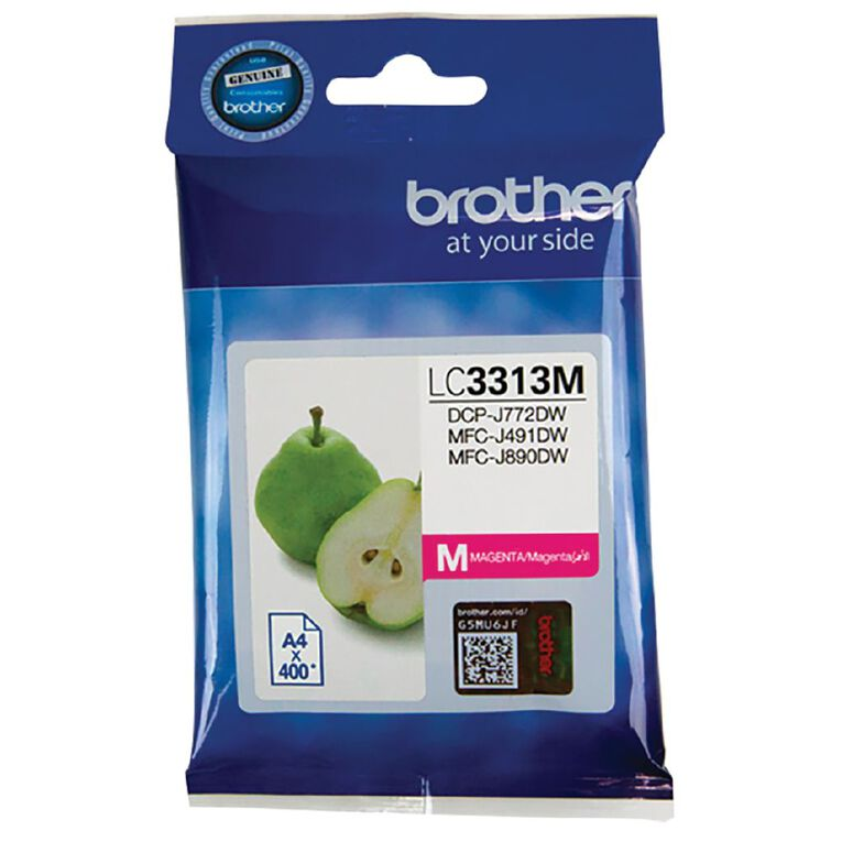 Brother LC3313M Ink, , hi-res