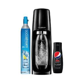 Sodastream Spirit Black 60L Pepsi Starter Pack