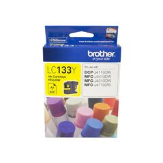 Brother LC133Y Ink - Yellow