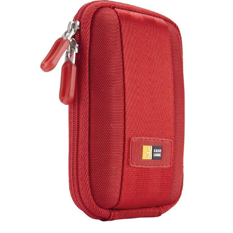 Case Logic Compact Camera Case - Red, , hi-res