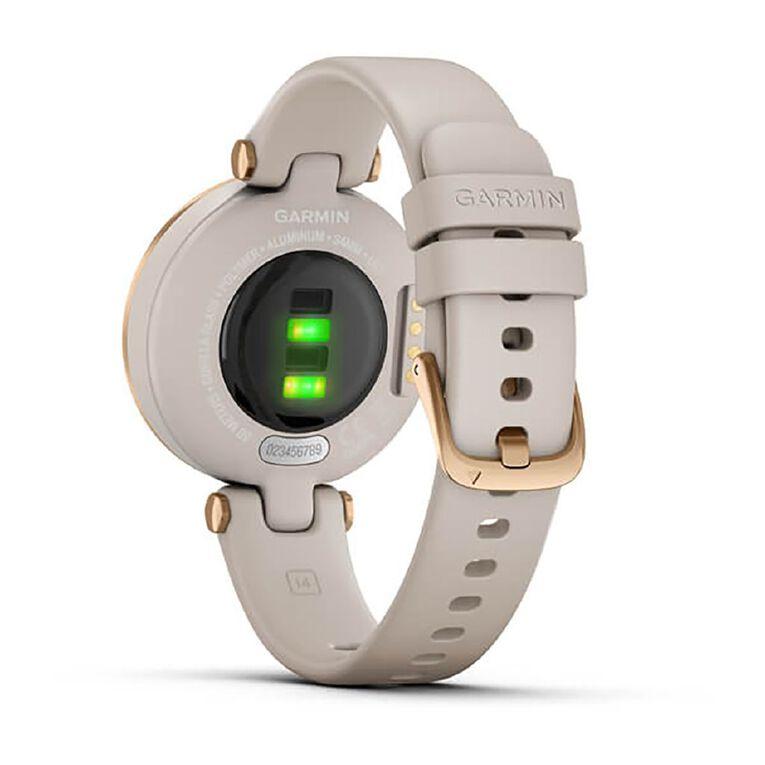 Garmin Lily Smartwatch Rose Gold/Light Sand Sport Edition, , hi-res