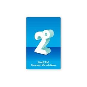 2degrees Multi SIM