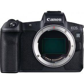 Canon EOS R 30.3 MP Full Frame Mirrorless Body - Black