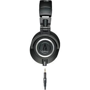 Audio Technica M50X Studio Headphones - Black