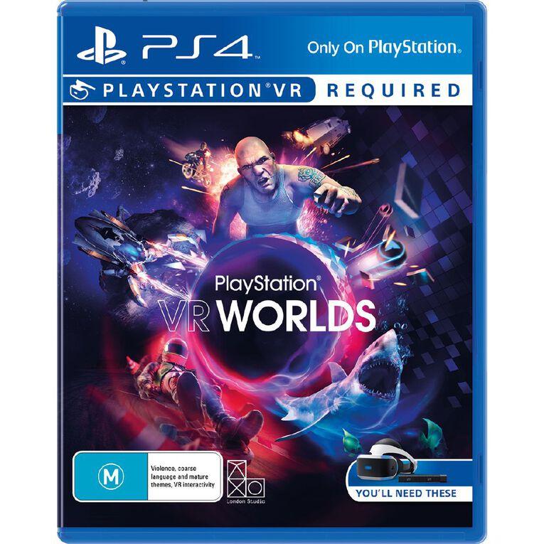 PlayStation 4 VR Worlds, , hi-res