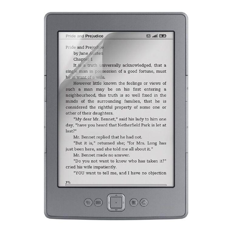 Belkin Kindle Anti Glare Screen Overlay 2x Clear, , hi-res