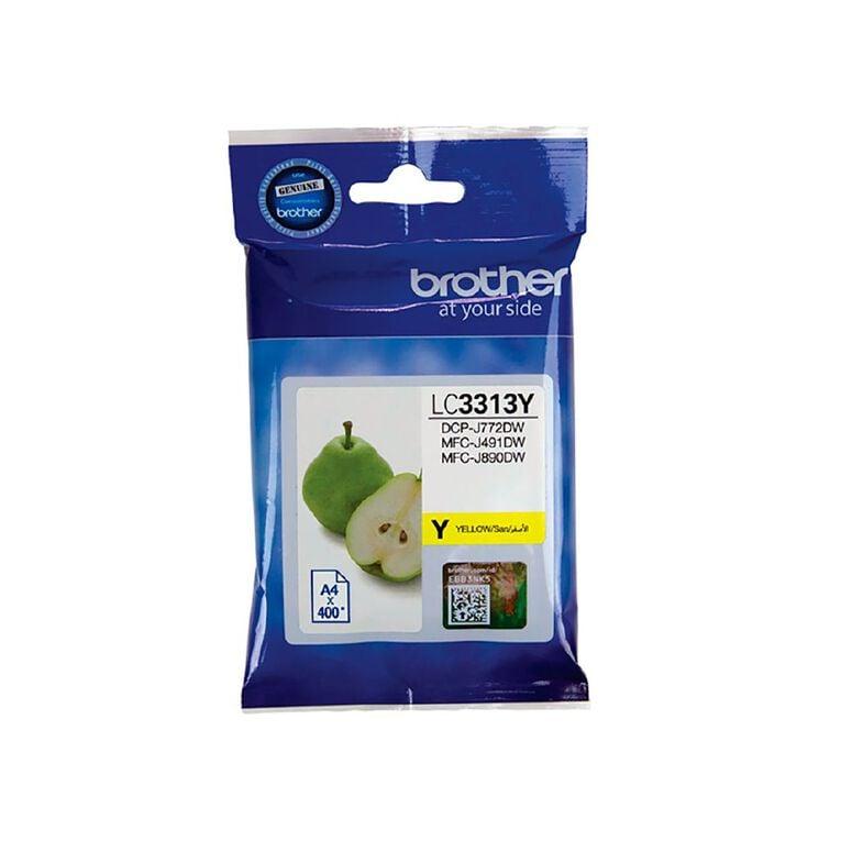 Brother LC3313Y Ink, , hi-res