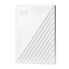 WD My Passport 2TB USB 3.0 External HDD - White