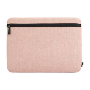 """Incase Carry Zip Sleeve For 13"""" Laptop - Blush Pink"""