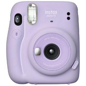 Fujifilm Instax Mini 11 Instant Photo Camera - Lilac Purple