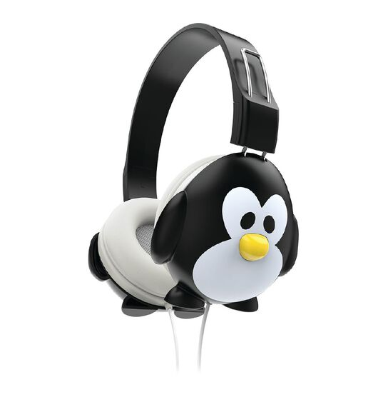 Endeavour Kids Headphone - Penguin