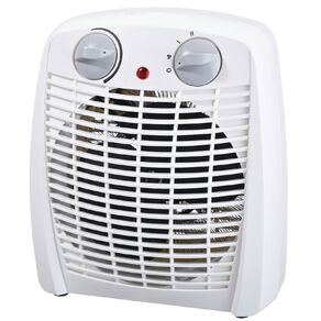 Endeavour Fan Heater with Adjustable Thermostat