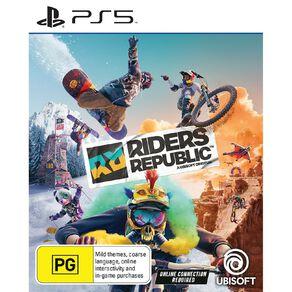 PlayStation 5 Riders Republic