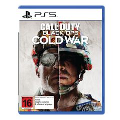 PlayStation 5 Call of Duty Black Ops: Cold War