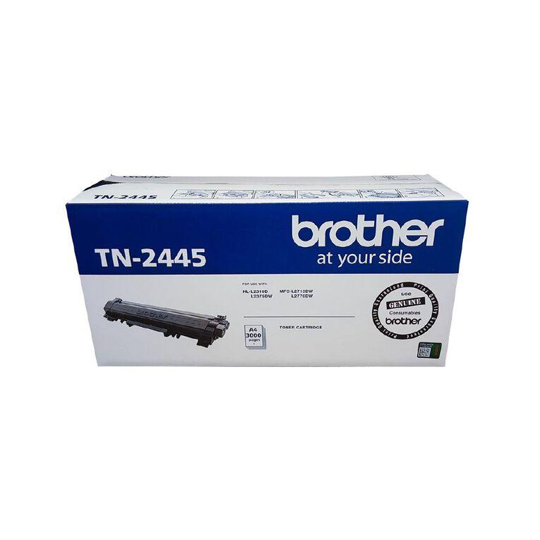 Brother TN2445 Toner - Black, , hi-res
