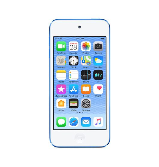 Apple iPod touch 128GB 7th Gen - Blue