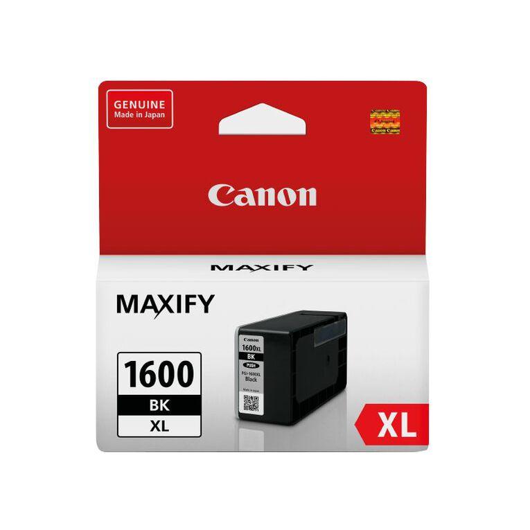Canon PGI1600XL Ink - Black, , hi-res